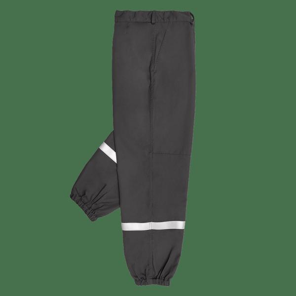 Pantalon F1 KERMEL® Gris Bandes Rétro.