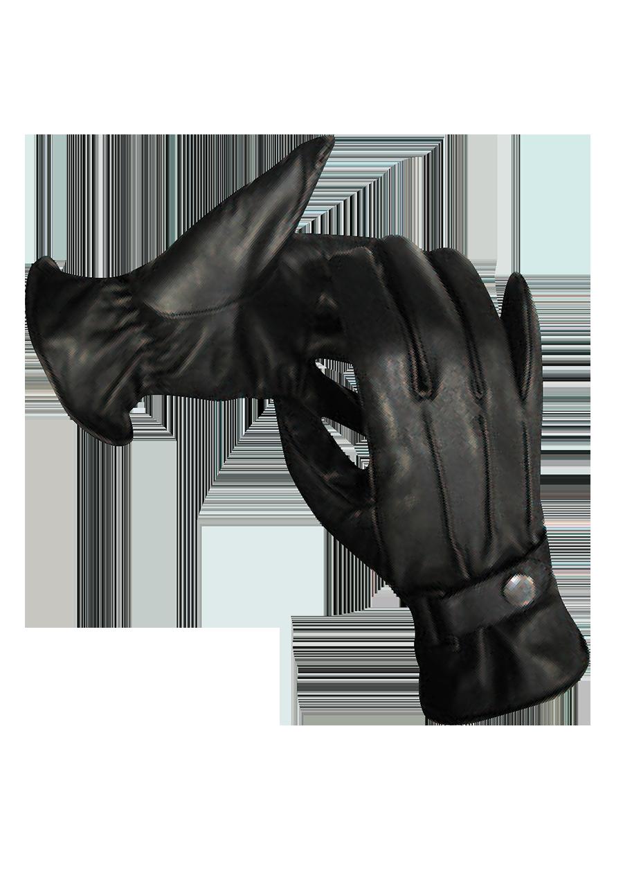 Gants de Palpation noirs.