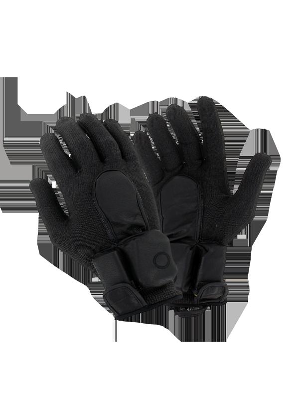 Gants Détecteurs de Métal anti-coupures noirs.