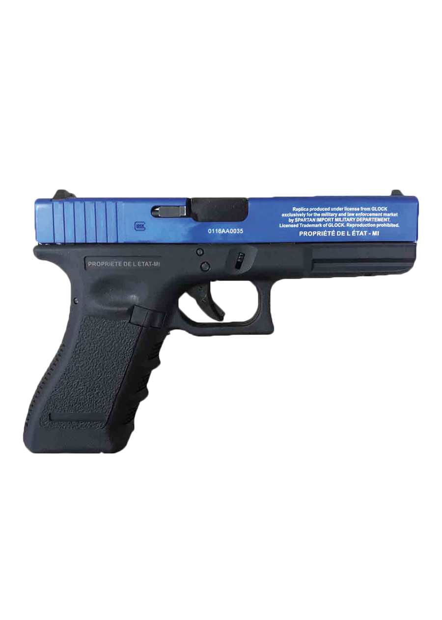 Réplique Glock 17 CO2 Entrainement