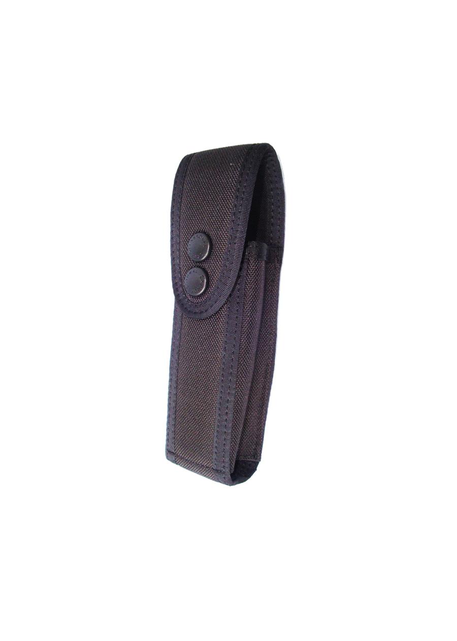Porte-Aérosol 75ml noir en cuir Cordura®.
