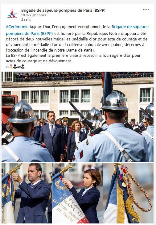 savoir-faire français BSPP